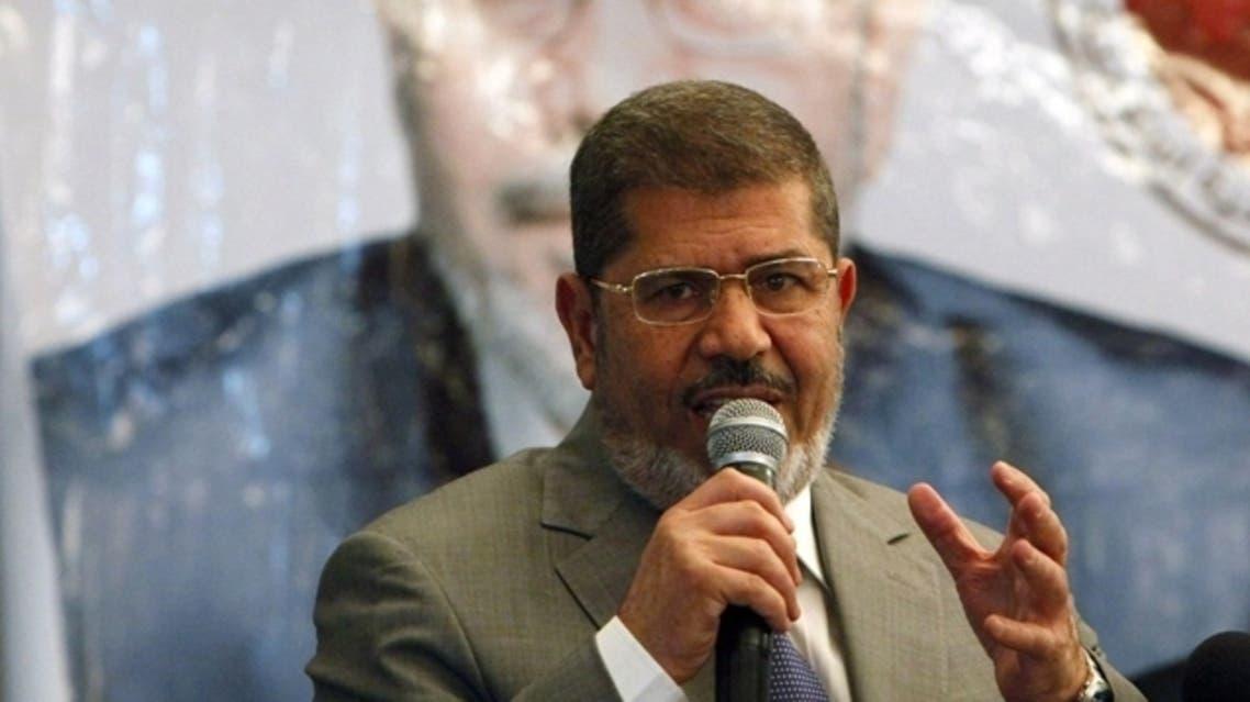 Mohamed Mursi REUTERS