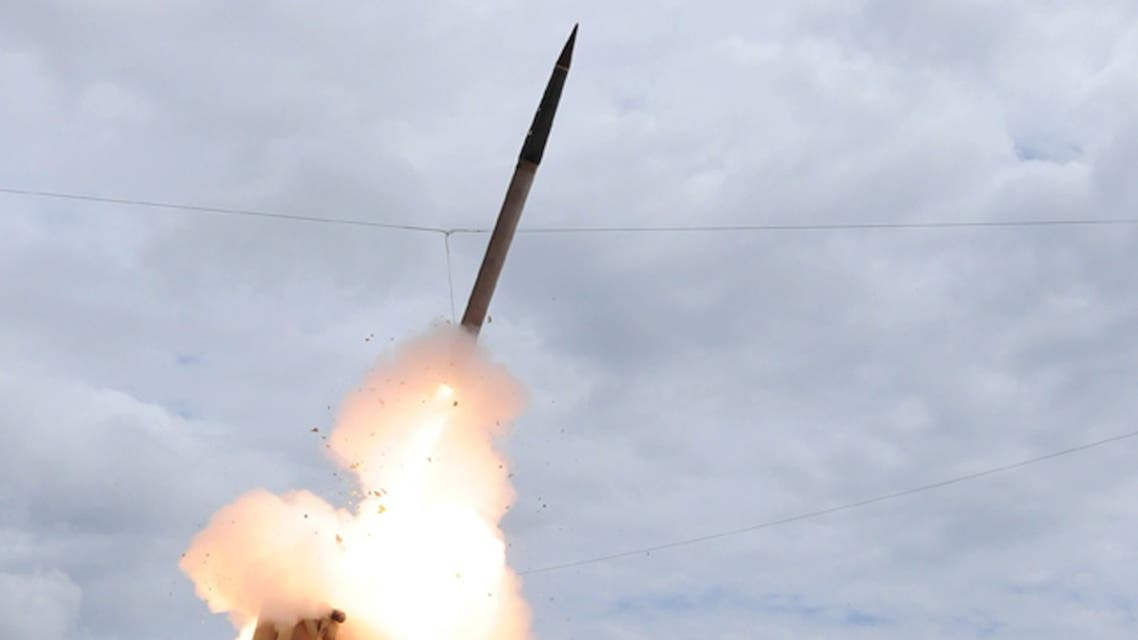 North Korea Missile AFP