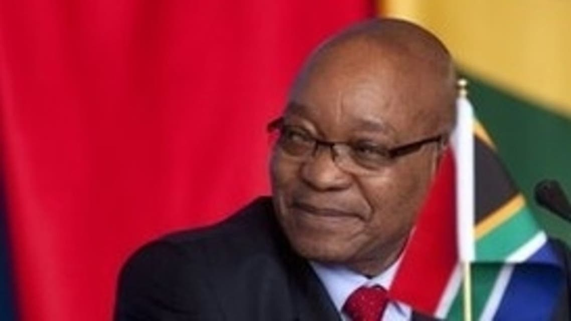 South Africa's President Jacob Zuma decided on Thursday to pull its troops out of the Central African Republic. (AFP)
