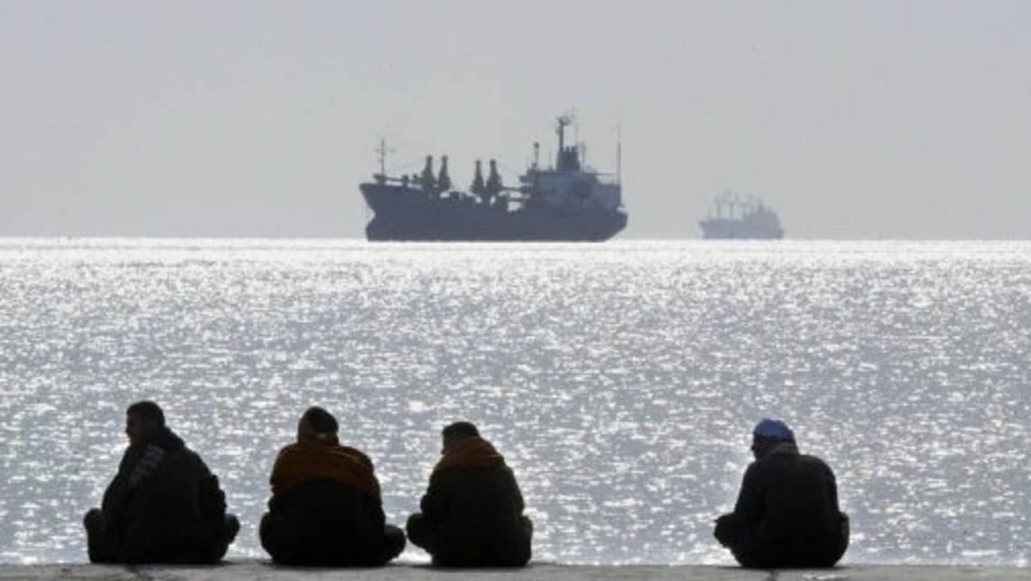 EGypt pier AFP