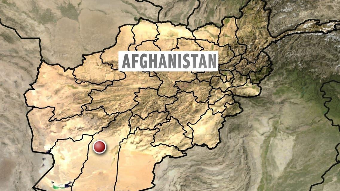Afghanistan MAP (AP)