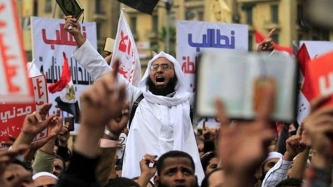 Sheikh Sharif al-Hawari (Al Arabiya.net)