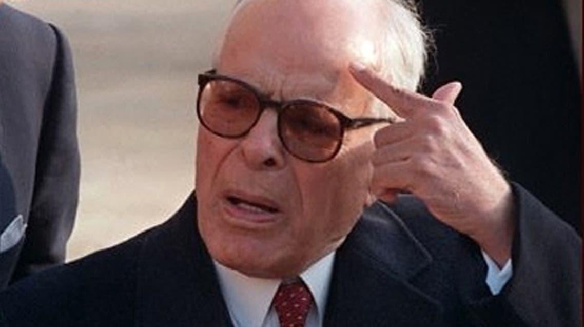 الزعيم التونسي الحبيب بورقيبة