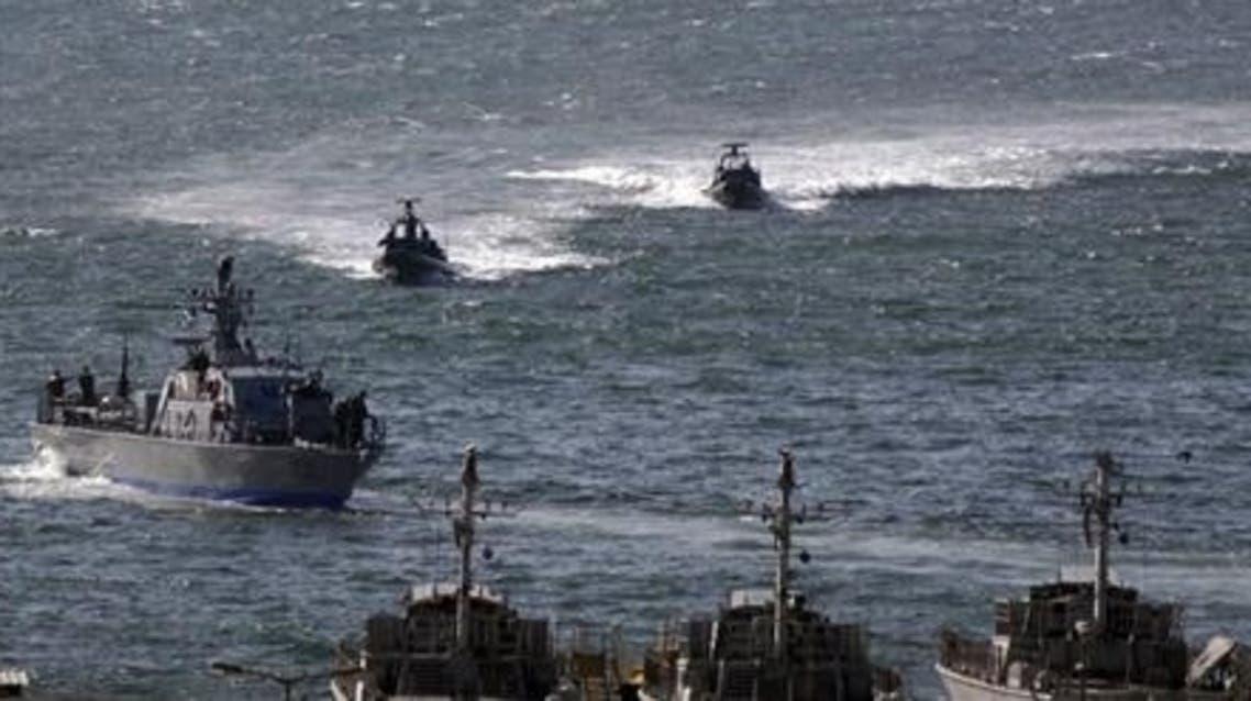 Israeli Vessels Reuters