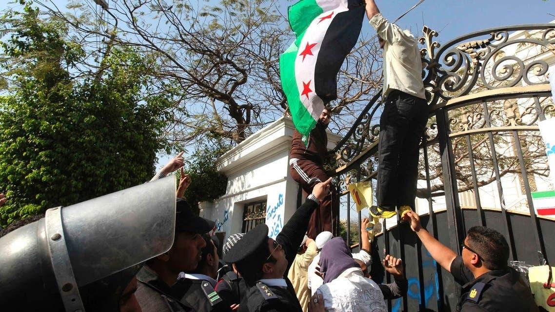 Egypt Iran Syria