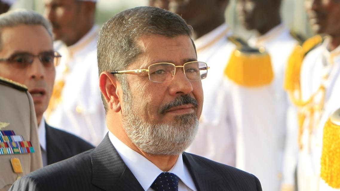 Mursi in Sudan AFP