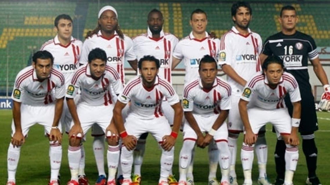 Egyptian club Zamalek Reuters