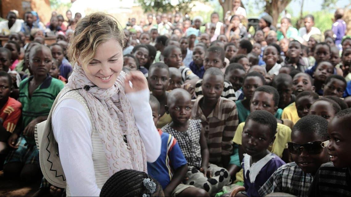 Madonna Malawi