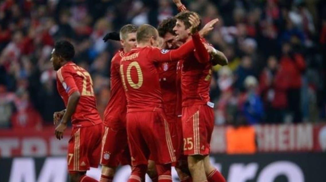 بايرن ميونيخ يحرز لقب الدوري الألماني