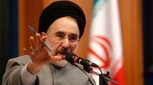 رئيس إيران الأسبق: الشعب مستاء وقد ينتفض ويلجأ للعنف