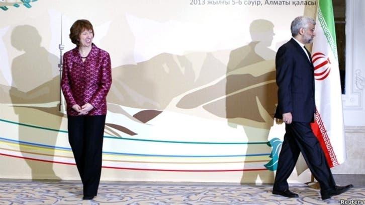 كاثرين أشتون: لم نتفق مع إيران في مفاوضات كازاخستان