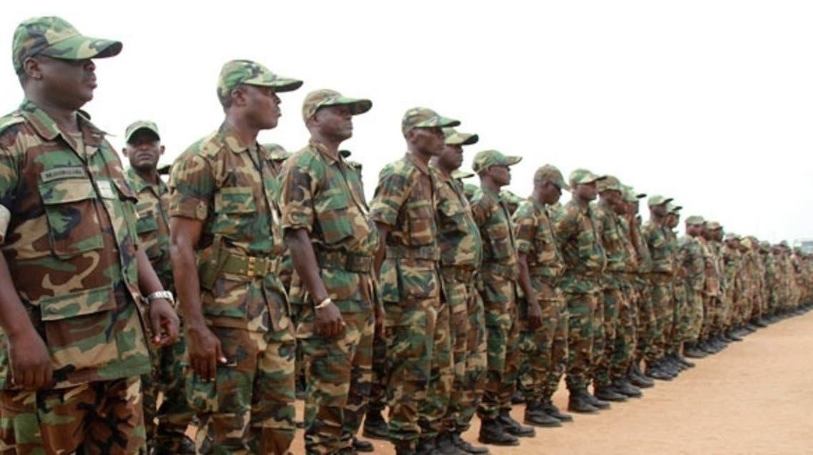 عناصر من الجيش المالي