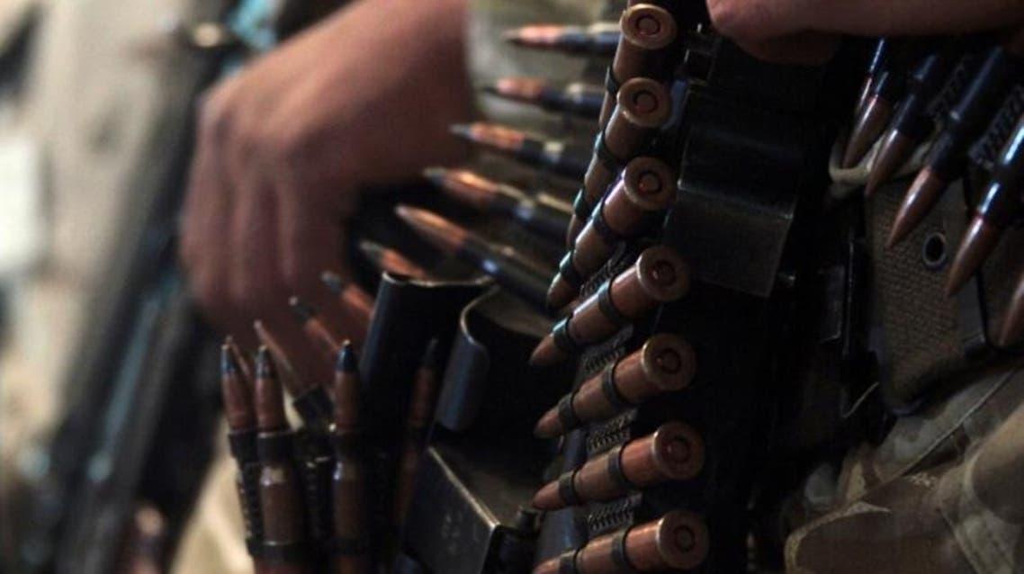 مسلحون في ليبيا