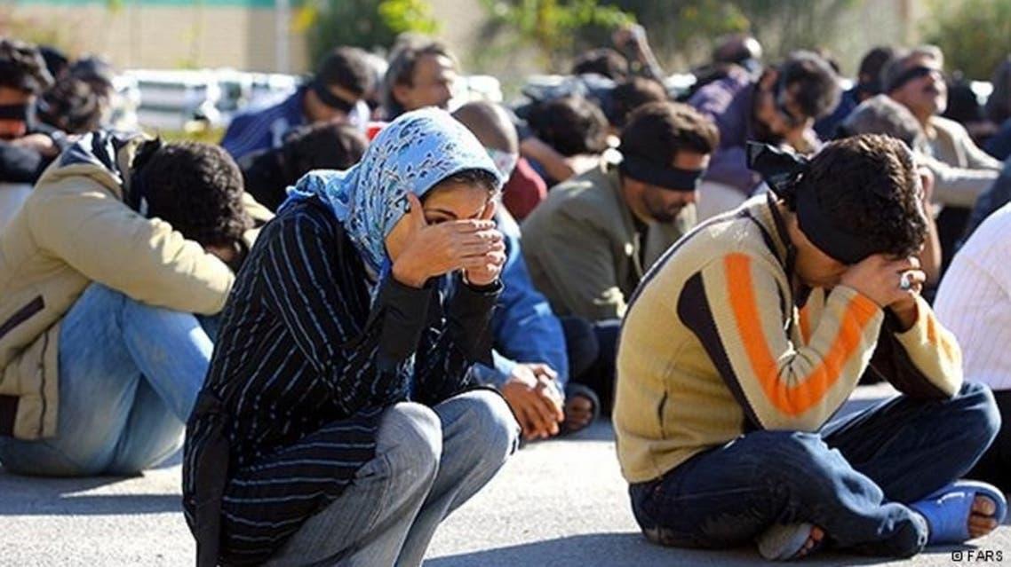 غالبية المدمنين في إيران هم من الشباب