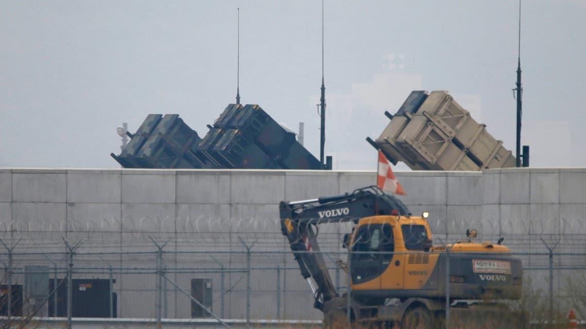 US patriot missiles South Korea (reuters)