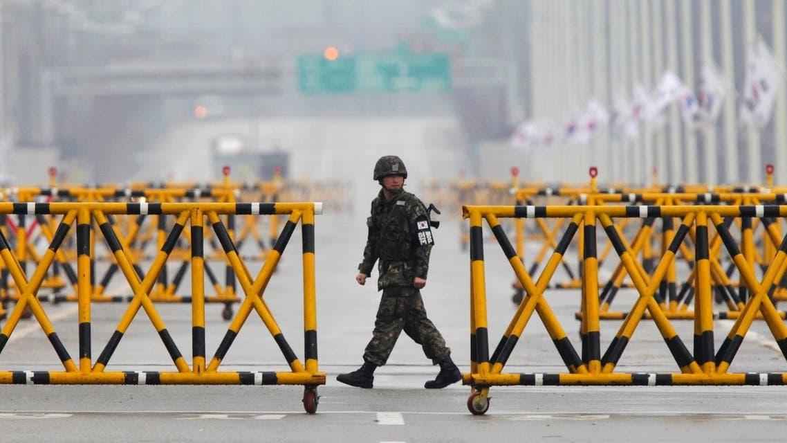 South Korea DMZ reuters