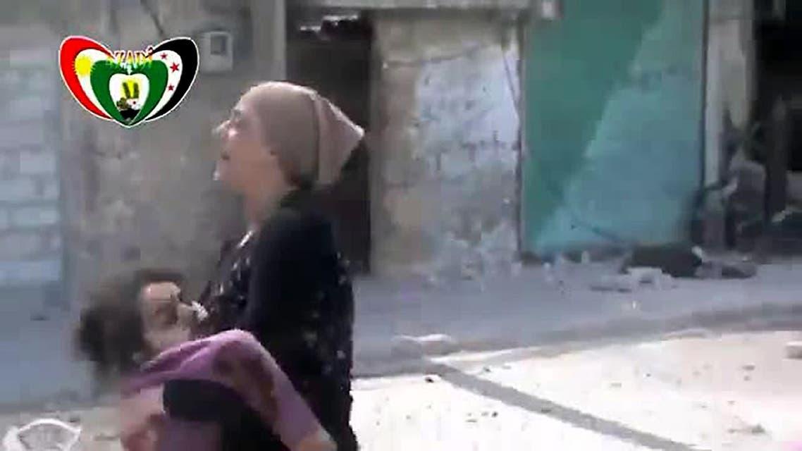 Aleppo (AFP)