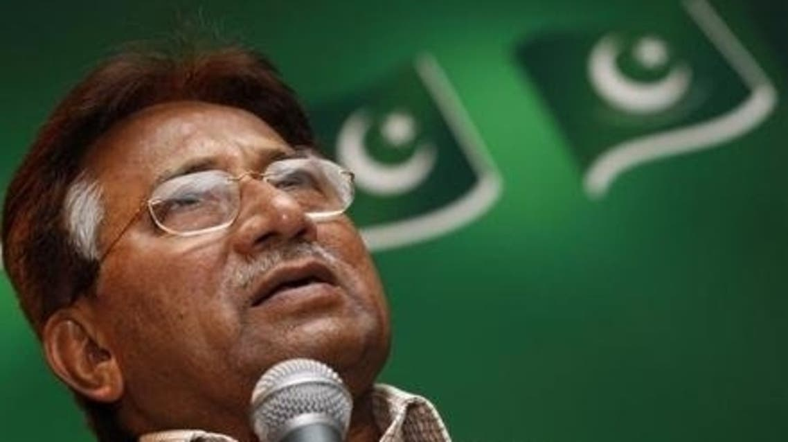 Pakistani poll officials Sunday approved former military dictator Pervez Musharraf to contest the upcoming general election. (REUTERS)