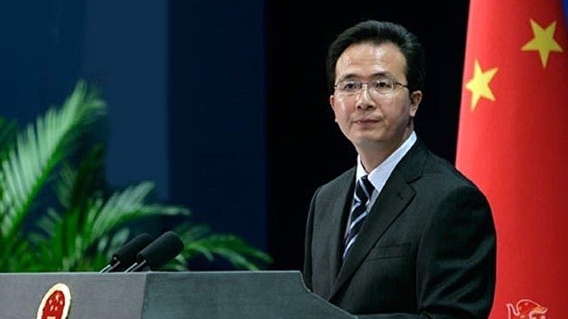 المتحدث باسم وزارة الخارجية هونغ لي