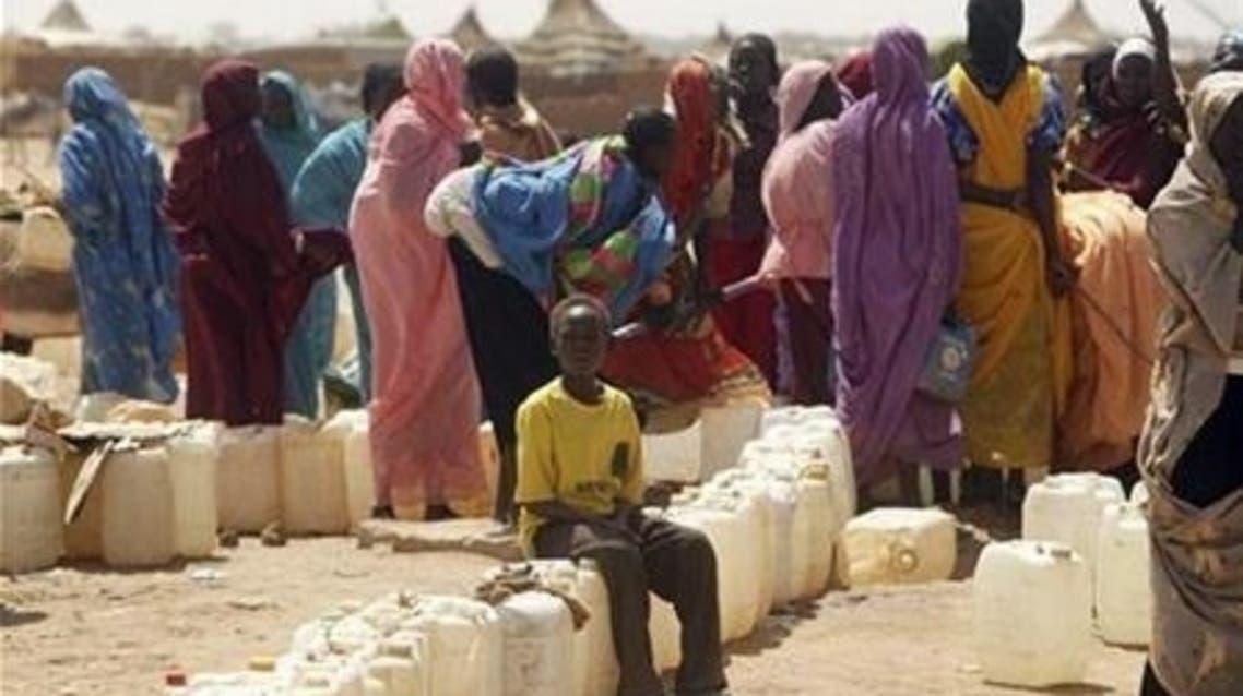 Sudan Darfur aid UK (reuters)