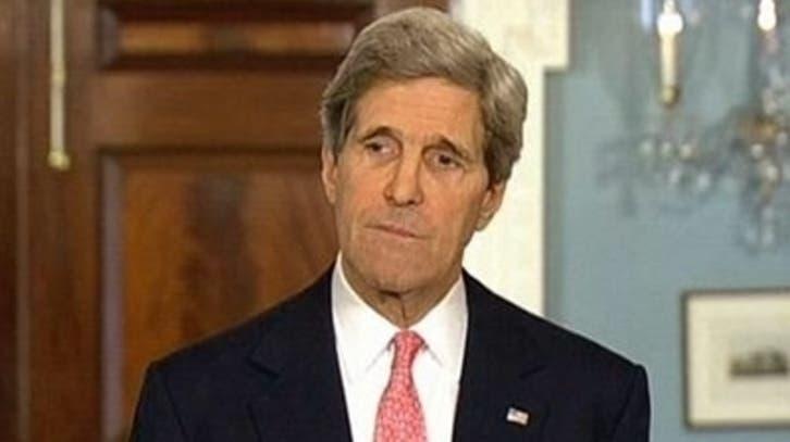 كيري: المفاوضات مع إيران لن تستمر إلى الأبد