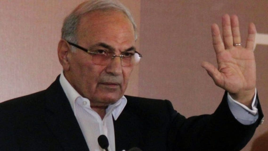 Ahmed Shafiq (AFP)