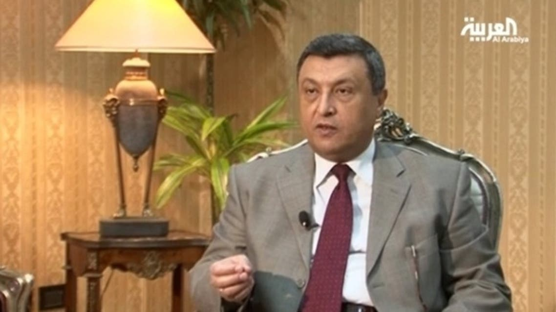 Osama Kamal, the Egyptian minister of petroleum and mineral resources. (Al Arabiya)