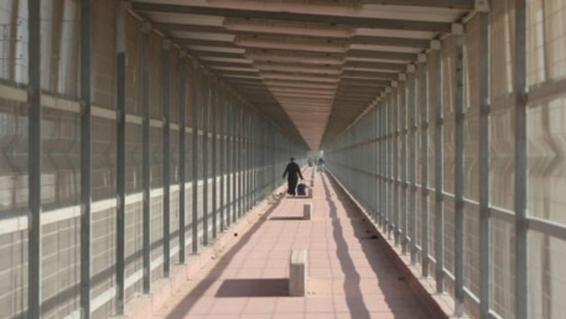 Gaza Crossing AFP
