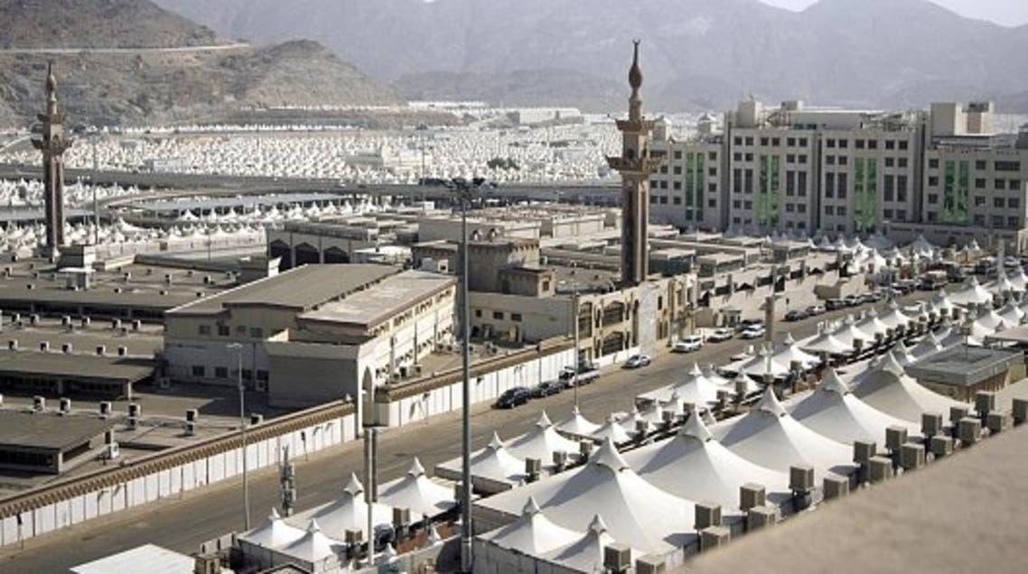 خيام عرفات