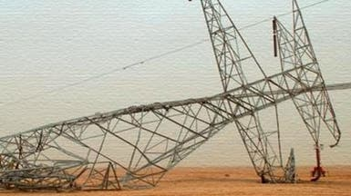 اليمن يغرق في الظلام بعد تخريب خطوط كهرباء وأنبوب نفط