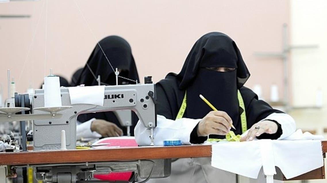 عاملات سعوديات