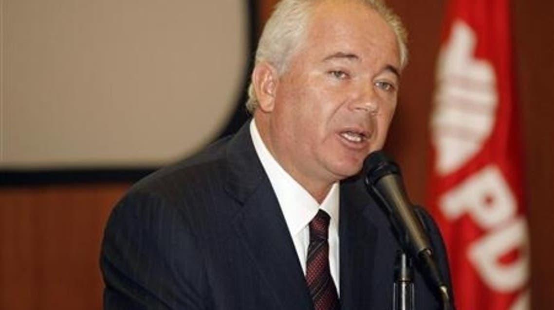 وزير النفط الفنزويلي رفاييل راميريز