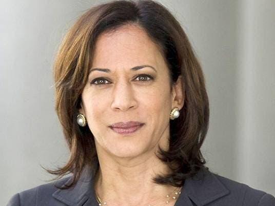 زيرة العدل في كاليفورنيا كامالا هاريس