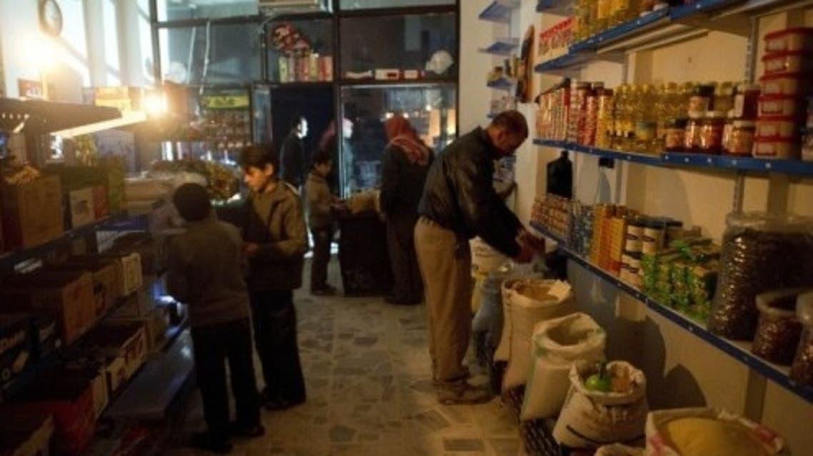Syria power cuts