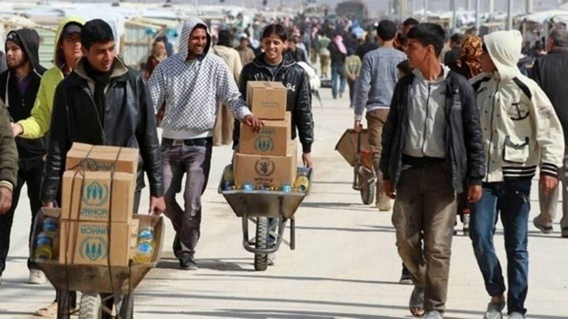 SYRIA REFUGE