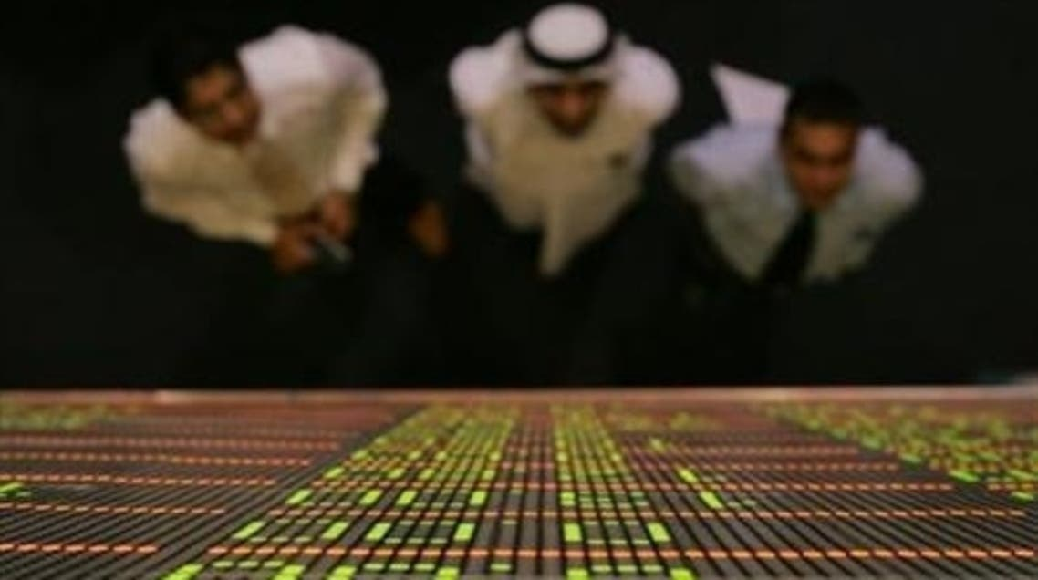 On Tuesday Dubai's measure hit a40-month high, investors have been betting on upbeat first-quarter earnings. (Reuters)