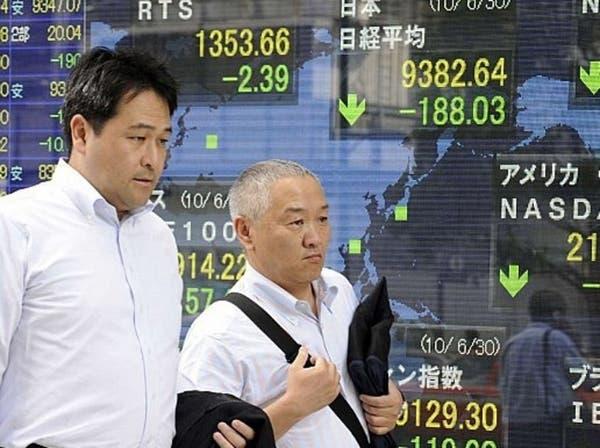 الأسهم اليابانية تتعافى من أدنى مستوياتها في 3 أسابيع
