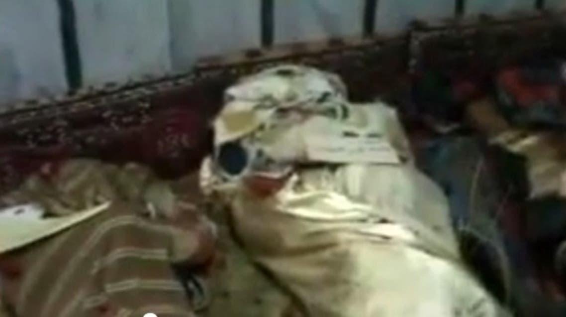 Syria killing