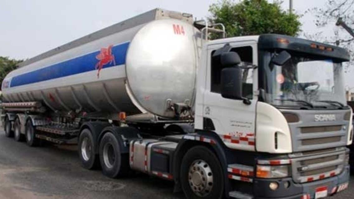 شاحنة سولار في مصر