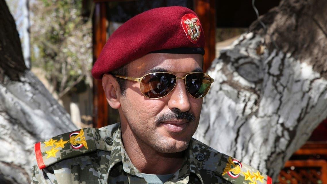 Yemen Army Brigadier General Ahmed Saleh (reuters)