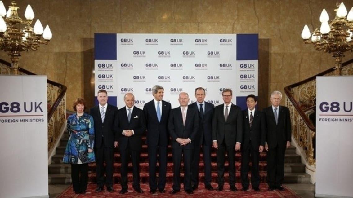 G8 FM's