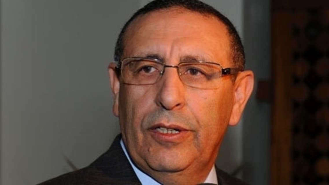 الوزير المغربي يوسف العمراني