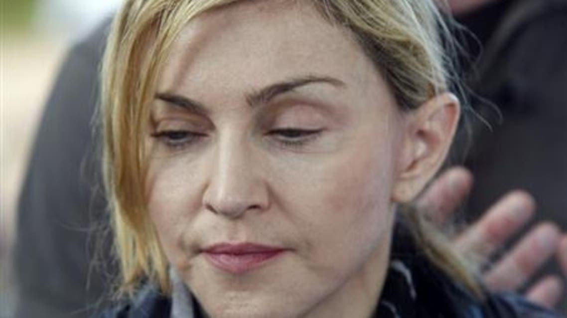 Madonna Africa (Reuters)