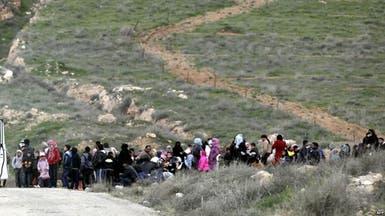 الأمم المتحدة قلقة من عودة لاجئين سوريين إلى بلادهم