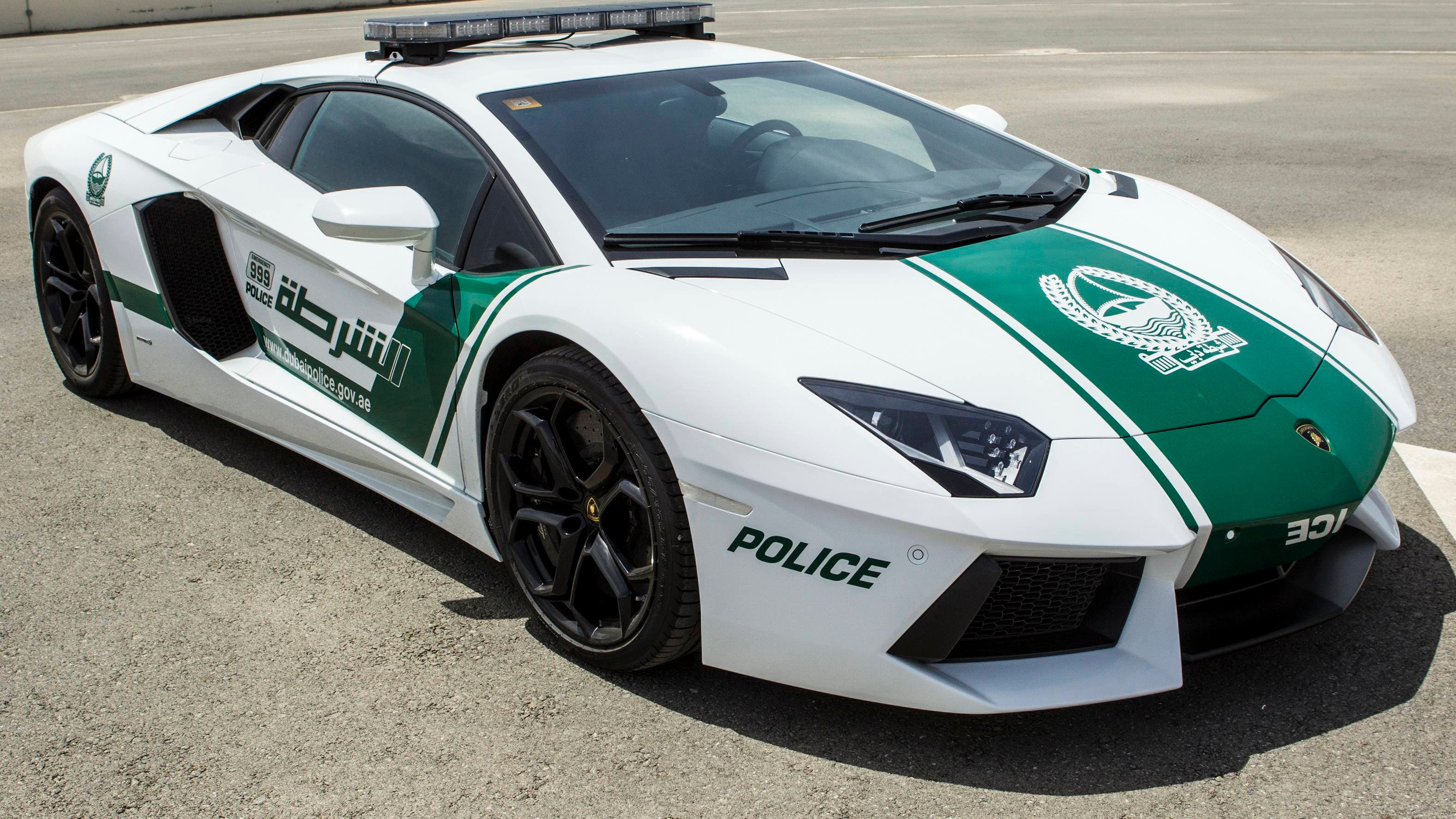 Dubai Police Add Superbike To Luxury Car Fleet Al Arabiya English
