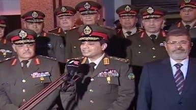 السيسي: القوات المسلحة لا تخون شعبها أبداً وترفض الإساءة
