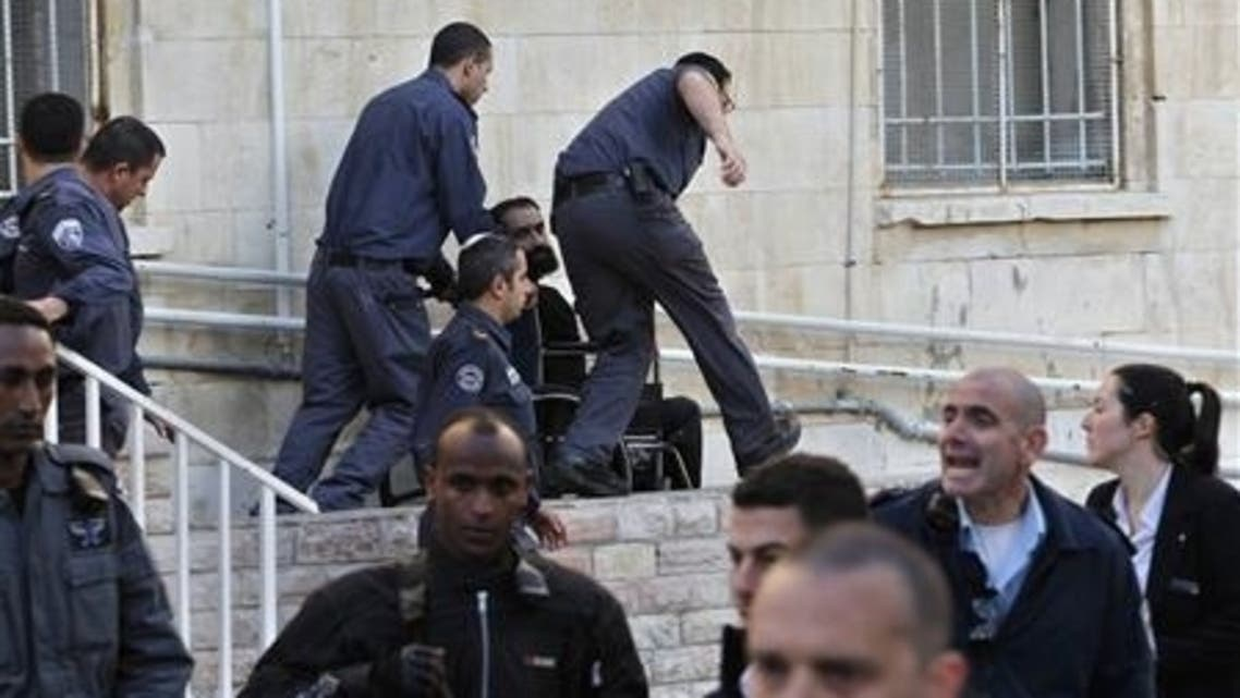 Palestinian prisoner Samer Issawi (Reuters)