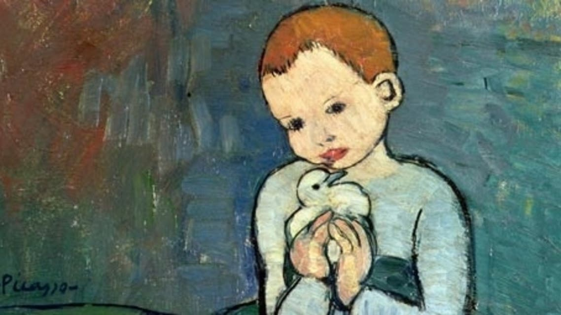 Pablo Picasso's 'Child with a Dove'