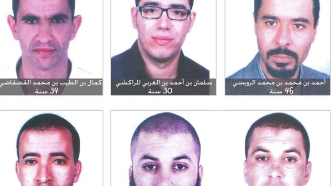 وزارة الداخلية التونسية تنشر صور المشتبهين بقتل بالعيد