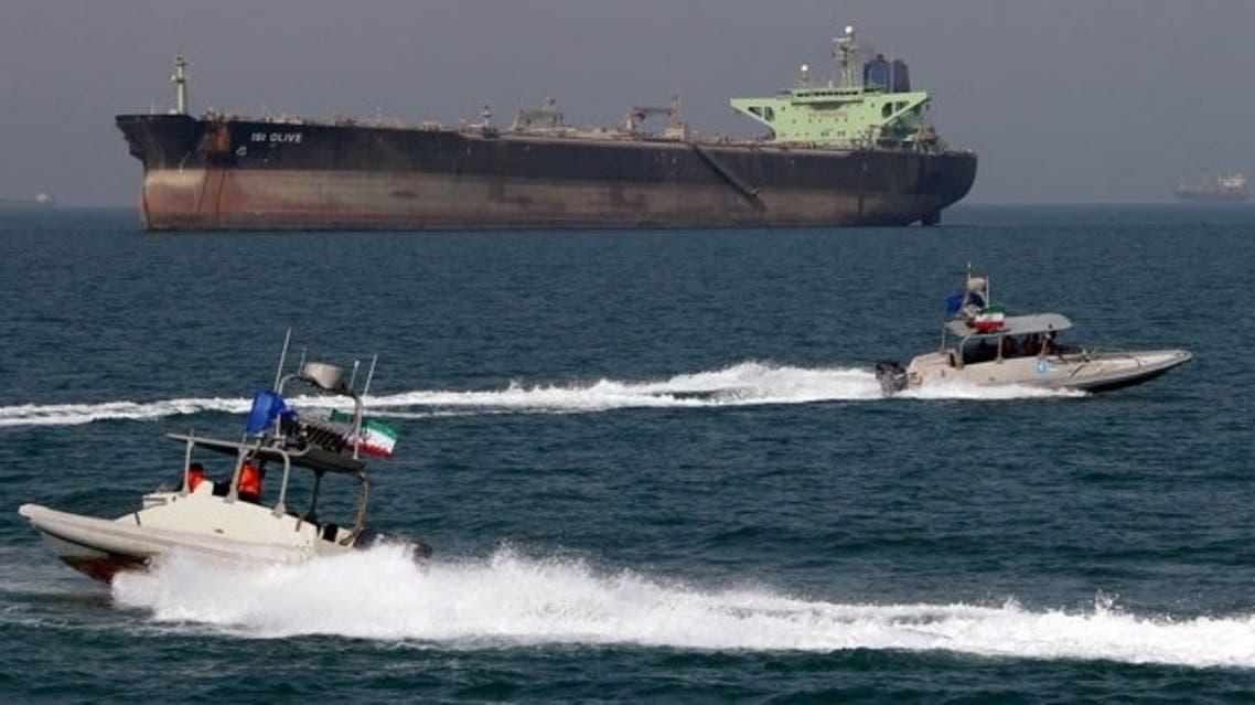 Iran Tanker AFP
